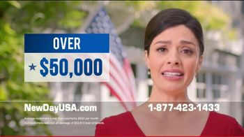 NewDay USA VA Mortgage Benefits TV Spot, 'More Money, Lower Payments' - Thumbnail 5