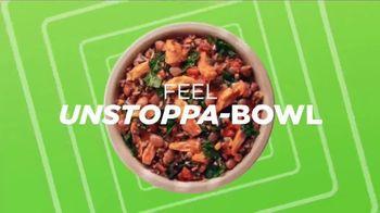 Healthy Choice Power Bowls TV Spot, 'Unstoppa-Bowl'