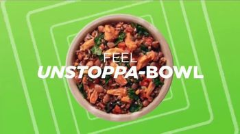 Healthy Choice Power Bowls TV Spot, 'Unstoppa-Bowl'