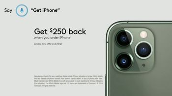 XFINITY Mobile TV Spot, 'First Words: Order the iPhone 11: $250 Back' Song by Screamin' Jay Hawkins - Thumbnail 7