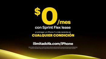Sprint TV Spot, 'Llévate el iPhone 11 por $0 dólares al mes' [Spanish] - Thumbnail 9