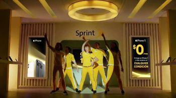 Sprint TV Spot, 'Llévate el iPhone 11 por $0 dólares al mes' [Spanish] - Thumbnail 4