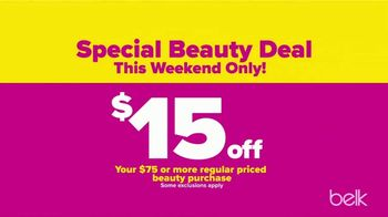 Belk Biggest One Day Sale TV Spot, 'Special Beauty Deal' - Thumbnail 2