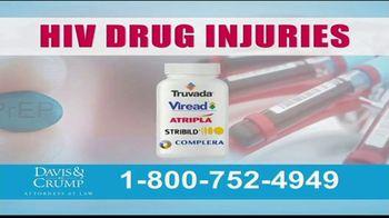 Davis & Crump, P.C. TV Spot, 'HIV PrEP' - Thumbnail 3