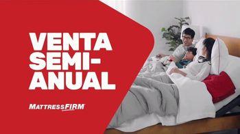 Mattress Firm Venta Semi-Annual TV Spot, 'Ahorra $400 dólares' [Spanish] - Thumbnail 1