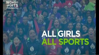 Women's Sports Foundation TV Spot, 'How Do You Like Me Now' - 17 commercial airings