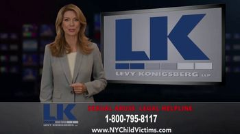 Levy Phillips & Konigsberg TV Spot, 'Sexual Abuse Legal Helpline'