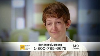 St. Jude Children's Research Hospital Childhood Cancer Awareness Month TV Spot, 'Special Place' - Thumbnail 9