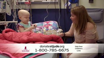 St. Jude Children's Research Hospital Childhood Cancer Awareness Month TV Spot, 'Special Place' - Thumbnail 6