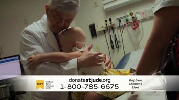 St. Jude Children's Research Hospital Childhood Cancer Awareness Month TV Spot, 'Special Place' - Thumbnail 7
