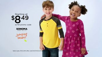 Kohl's TV Spot, '15 or 20 Percent Off: Kid's Apparel, Men's Hoodies and Cookware Sets' - Thumbnail 3
