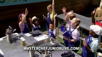 FOX TV Spot, '2019 MasterChef Junior Live! Tour'