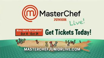 FOX TV Spot, '2019 MasterChef Junior Live! Tour' - Thumbnail 5