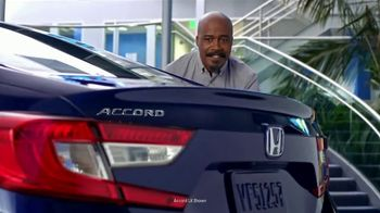 2019 Honda Accord TV Spot, 'My Turn' Featuring Marlon Young [T2] - Thumbnail 4