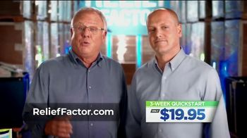 Relief Factor Quickstart TV Spot, 'Dale and Sandra' - Thumbnail 7