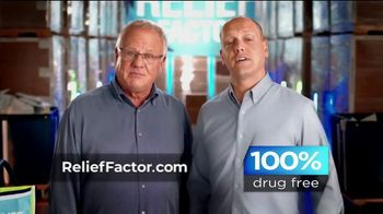 Relief Factor Quickstart TV Spot, 'Dale and Sandra'