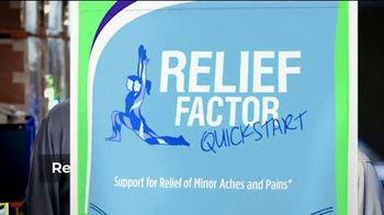 Relief Factor Quickstart TV Spot, 'Dale and Sandra' - Thumbnail 3