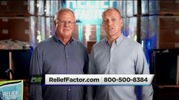 Relief Factor Quickstart TV Spot, 'Dale and Sandra' - Thumbnail 6