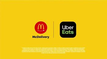 McDonald's McDelivery TV Spot, 'Uber Eats: $0 dólares' [Spanish] - Thumbnail 8