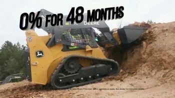 4Rivers Equipment Fall Special TV Spot, '0% for 48 Months: John Deere Compact Construction' - Thumbnail 4