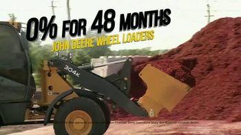 4Rivers Equipment Fall Special TV Spot, '0% for 48 Months: John Deere Compact Construction' - Thumbnail 5