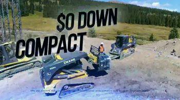 4Rivers Equipment Fall Special TV Spot, '0% for 48 Months: John Deere Compact Construction' - Thumbnail 7
