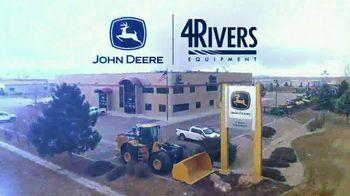 4Rivers Equipment Fall Special TV Spot, '0% for 48 Months: John Deere Compact Construction' - Thumbnail 8