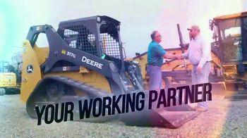 4Rivers Equipment Fall Special TV Spot, 'Zero Percent for 48 Months: John Deere Compact Construction'