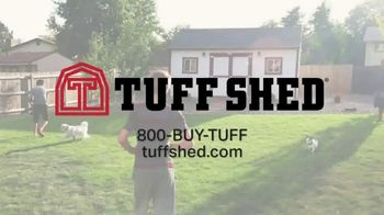 Tuff Shed TV Spot, 'Final Days of Summer' - Thumbnail 10