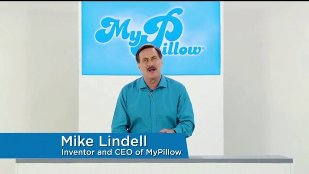 My Pillow TV Special TV Commercial, 'My Passion'