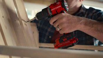 Lowe's Craftsman Days TV Spot, 'Handyman: Drill Kit' - Thumbnail 4