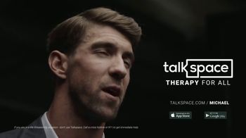 Talkspace TV Spot, 'Change Your Life: Save $65' Featuring Michael Phelps - Thumbnail 6