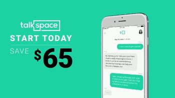 Talkspace TV Spot, 'Change Your Life: Save $65' Featuring Michael Phelps - Thumbnail 3