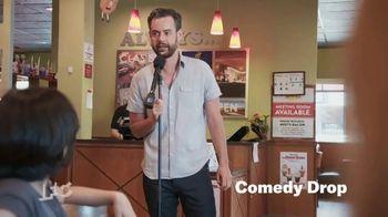 Denny's TV Spot, 'IFC: Comedy Drop' Featuring Kevin McCaffrey - Thumbnail 4