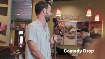 Denny's TV Spot, 'IFC: Comedy Drop' Featuring Kevin McCaffrey - Thumbnail 5
