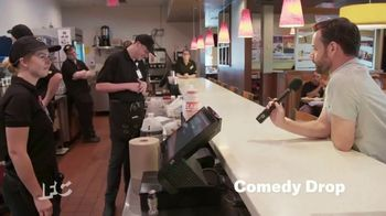 Denny's TV Spot, 'IFC: Comedy Drop' Featuring Kevin McCaffrey - Thumbnail 6