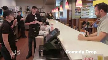 Denny's TV Spot, 'IFC: Comedy Drop' Featuring Kevin McCaffrey - Thumbnail 7