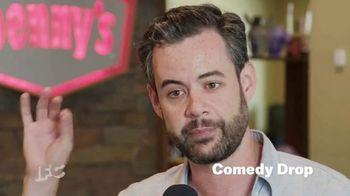Denny's TV Spot, 'IFC: Comedy Drop' Featuring Kevin McCaffrey - Thumbnail 9