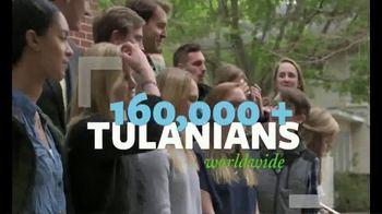 Tulane University TV Spot, 'Making an Impact' - Thumbnail 9