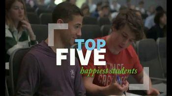 Tulane University TV Spot, 'Making an Impact' - Thumbnail 6