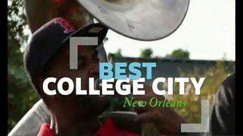 Tulane University TV Spot, 'Making an Impact' - Thumbnail 8