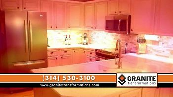 Granite Transformations TV Spot, 'Before and After' - Thumbnail 1