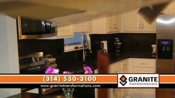 Granite Transformations TV Spot, 'Before and After'