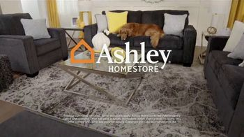 Ashley HomeStore End of Season Sale & Clearance TV Spot, 'Ends Monday' Song by Midnight Riot - Thumbnail 7