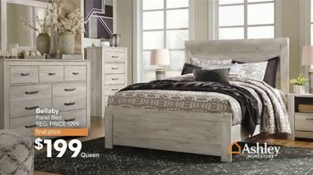Ashley HomeStore End of Season Sale & Clearance TV Spot, 'Ends Monday' Song by Midnight Riot - Thumbnail 3