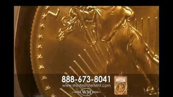 Westminster Mint 2019 $50 American Gold Eagle Coin TV Spot, 'Investment Potential' - Thumbnail 5