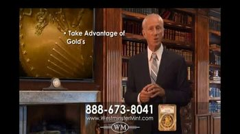 Westminster Mint 2019 $50 American Gold Eagle Coin TV Spot, 'Investment Potential' - Thumbnail 6