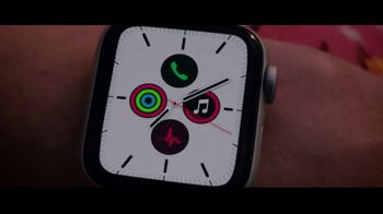 Apple Watch Series 5 TV Spot, 'This Watch Tells Time' - Thumbnail 9