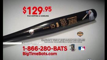 Big Time Bats TV Spot, 'Pete Alonso Mets Single Season Home Run Record Art Bat' - Thumbnail 8
