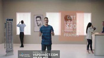 VSP Individual Vision Plan TV Spot, 'Last Eye Exam' - Thumbnail 8